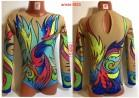 Swimsuits for sports aerobics  article 9820 - www.artdemi.ru