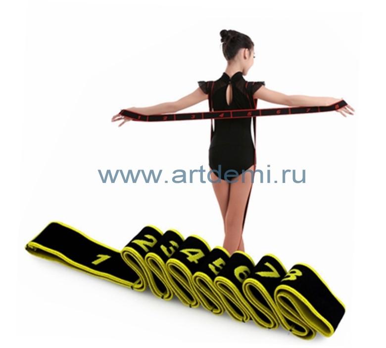 Резинка для фитнеса – эффективные упражнения - Тренировки
