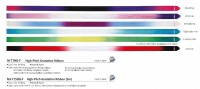 Лента SASAKI  M-715HG-F Hight-Pitch Gradation Ribbon 5 м  - www.artdemi.ru