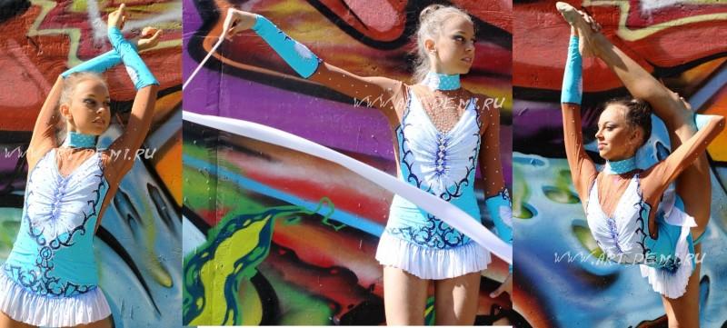 Купальник для художественной гимнастики сшить своими руками